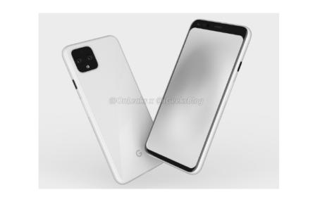 تسريب صور هاتف جوجل الجديد من طراز Google Pixel 4