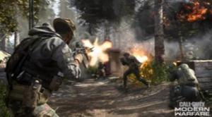 الكشف عن لعبة Call Of Duty Modern Warfare