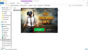 تنزيل لعبة pubg mobile على الكمبيوتر شرح بالصور