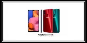 Read more about the article Galaxy A20s سامسونج تكشف عن هاتفها الجديد