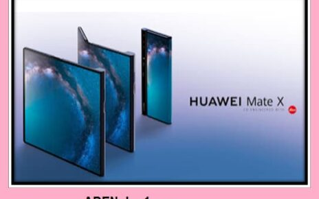 Hoawei Mate X