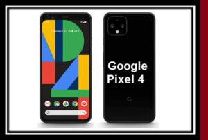 جوجل بيكسل 4 ظهور الصورة الرسمية للهاتف الجديد