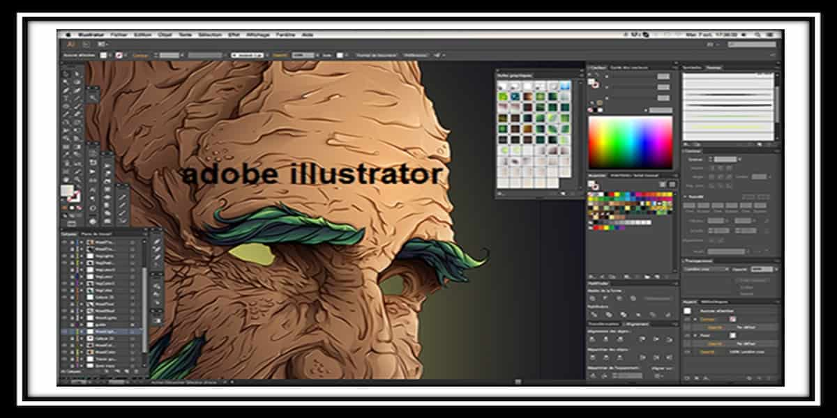 دورة أحترافية لتعلم برامج adobe illustrator مفصل بشكل كامل بـ 15 ساعة مجاناً