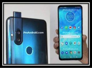 تسريبات تكشف عن هاتف Motorola One الجديد من شركة موتورولا