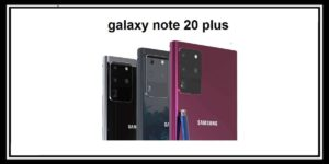 Read more about the article تسريب جديد لهاتف سامسونج القادم galaxy note 20 plus