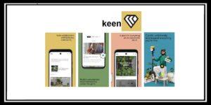 تطبيق keen – شركة جوجل تطلق منصة keen منافس لتطبيق Pinterest