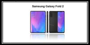 هاتف سامسونج القادم صورة جديدة لة Samsung Galaxy Fold 2