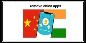 جوجل تزيل تطبيق China Apps الذي يمكنك من إزالة جميع التطبيقات الصينية على الجوال