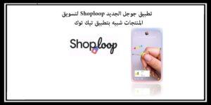Read more about the article تطبيق جوجل الجديد Shoploop لتسويق المنتجات شبيه بتطبيق تيك توك