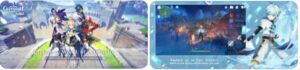 تحميل لعبة Genshin Impact Apk على الجوال - أندرويد و آيفون و آيباد