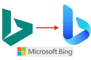 محرك البحث Microsoft Bing