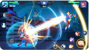 تحميل لعبة Stickman Superhero