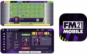 تحميل Football Manager 2021 Mobile