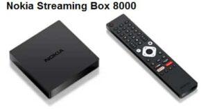 جهاز البث Nokia Streaming Box 8000