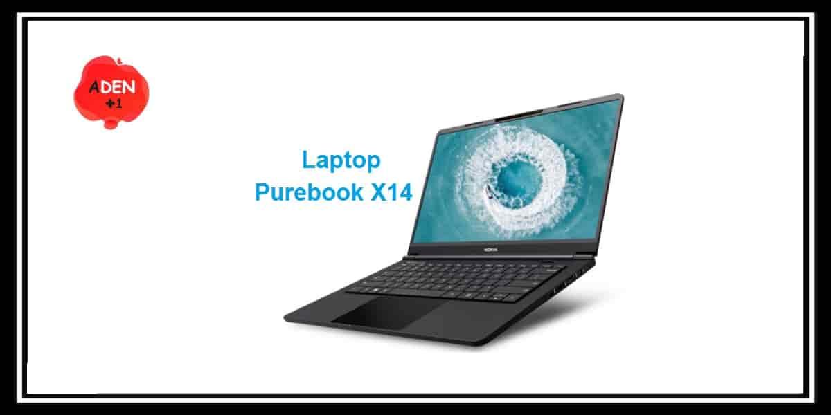 لابتوب نوكيا Purebook X14 الجديد بمواصفات عالية جداً 2020